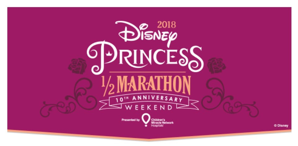 Will Run for Disney 2018 Disney Princess Video Vlogs | www.willrunfordisney.com